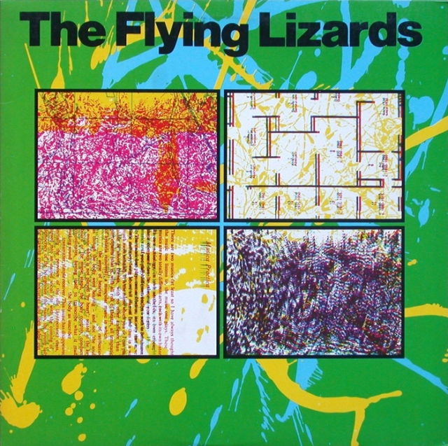 Flying Lizards (album)